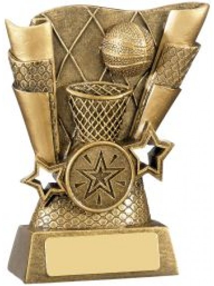 Basketball Scene Award