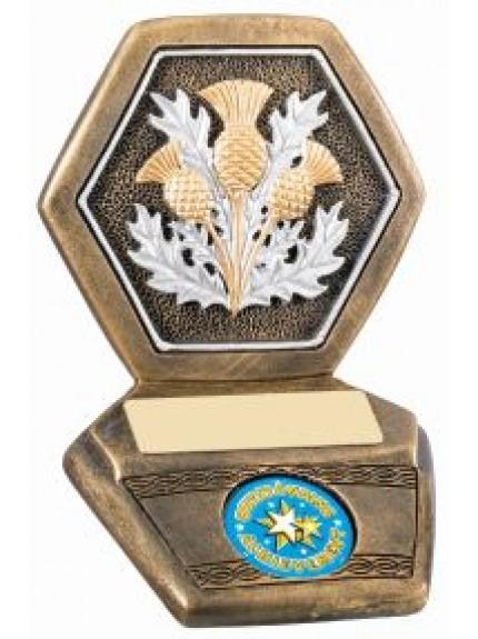 11cm Scottish National Award