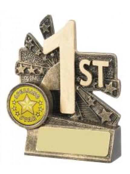 9cm Position Award