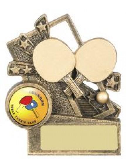 Table Tennis Theme Award