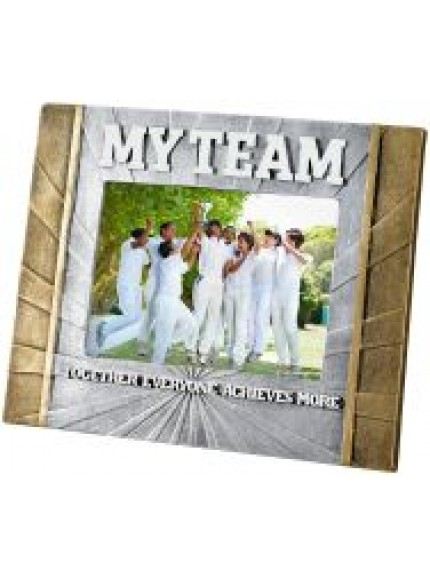 "My Team 6"" X 4"" Photo Frame"
