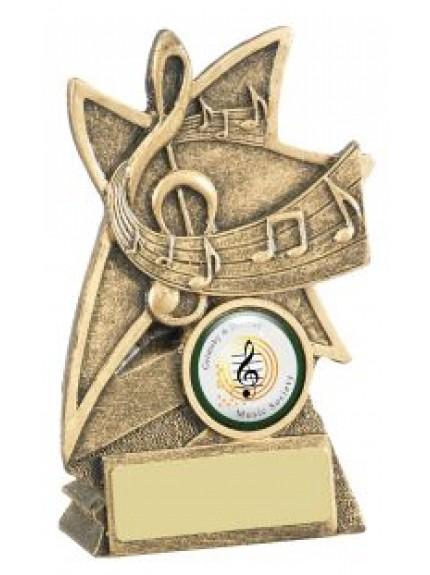 11.5cm Music Award
