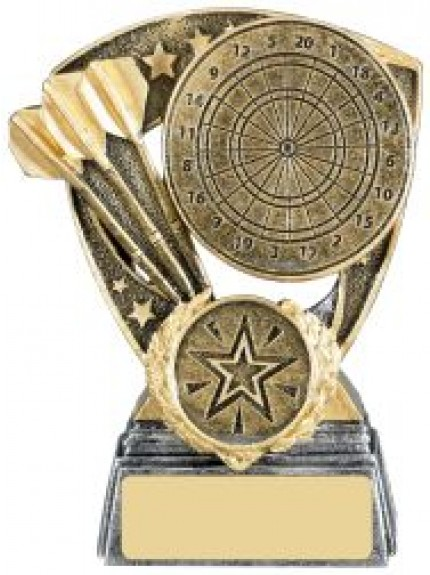 Dartboard And Darts Award