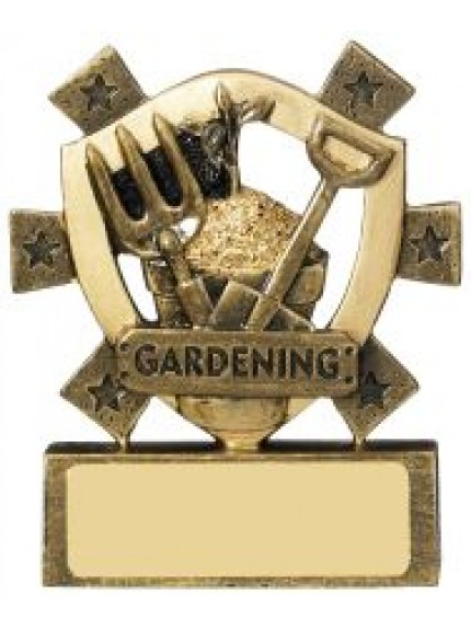 8cm Gardening Mini Shield