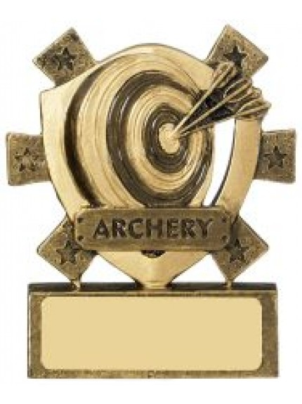 8cm Archery Mini Shield