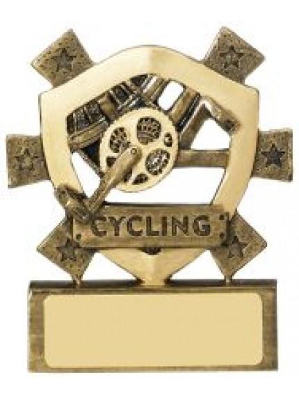 8cm Cycling Mini Shield