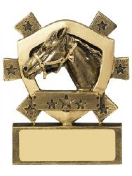 8cm Horse Mini Shield