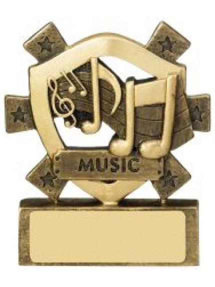 8cm Music Mini Shield