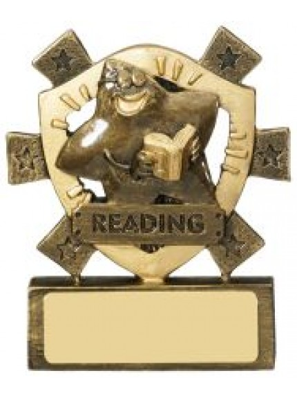 8cm Reading Mini Shield