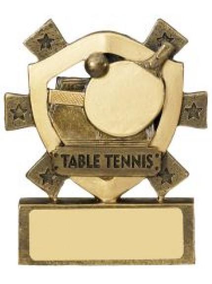 8cm Table Tennis Mini Shield