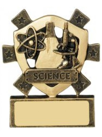 8cm Science Mini Shield