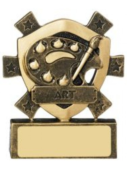 8cm Art Mini Shield