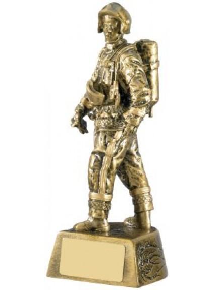 19.5cm Firefighter Award