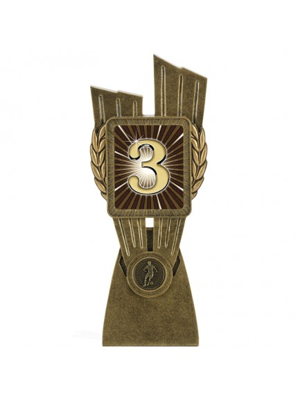 Lynx Place Trophy - Available in 1st, 2nd and 3rd