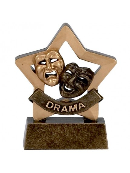 Drama Dual Mask Mini Star Award