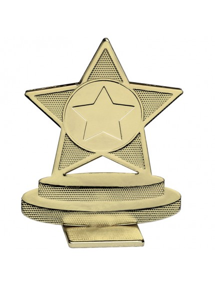 Global Star Trophy - Available in Gold, Silver and Bronze