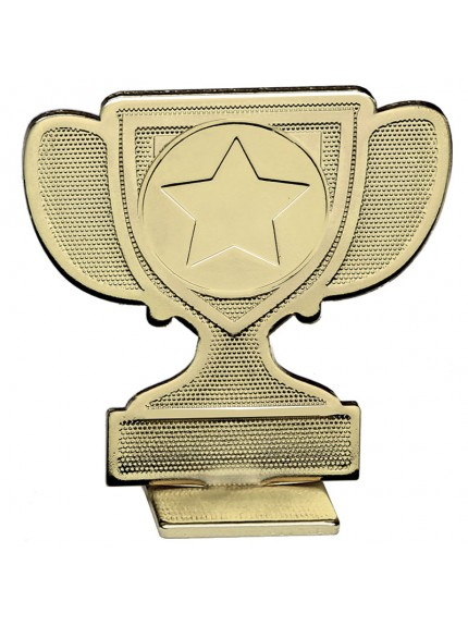 Global Cup Trophy - Available in Gold, Silver and Bronze