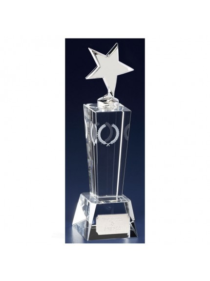 Unite Star Clear Award And Silver