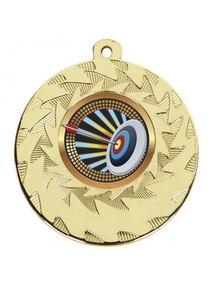 5cm Prism Archery Medal
