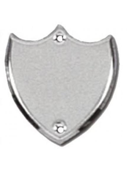 41mm Bevel Edged Silver Side Shield
