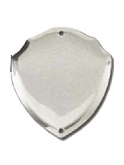 32mm Bevel Edged Silver Side Shield