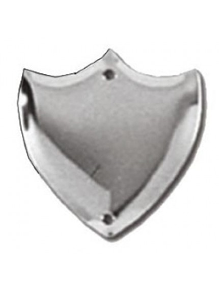 31mm Bevel Edged Silver Side Shield