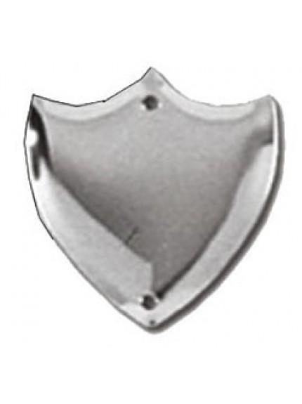 31mm Bevel Edged Silver Side Shield