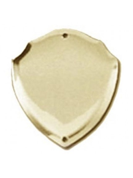 32mm Bevel Edged Gold Side Shield