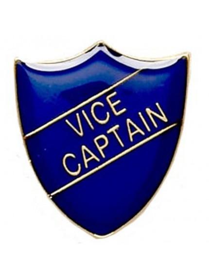 2.2X2.5cm Shield Badge Vice Captain