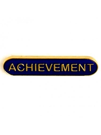 4X0.8cm Bar Badge Achievement