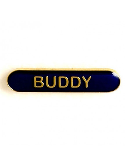 4X0.8cm Bar Badge Buddy