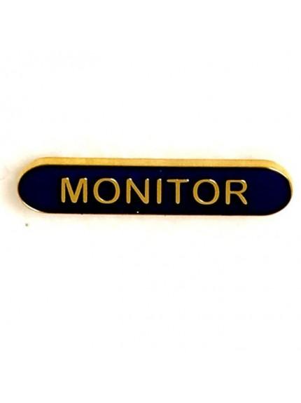 4X0.8cm Bar Badge Monitor