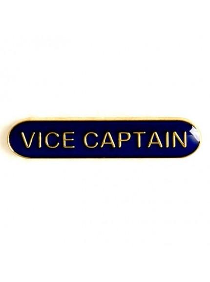 4X0.8cm Bar Badge Vice Captain