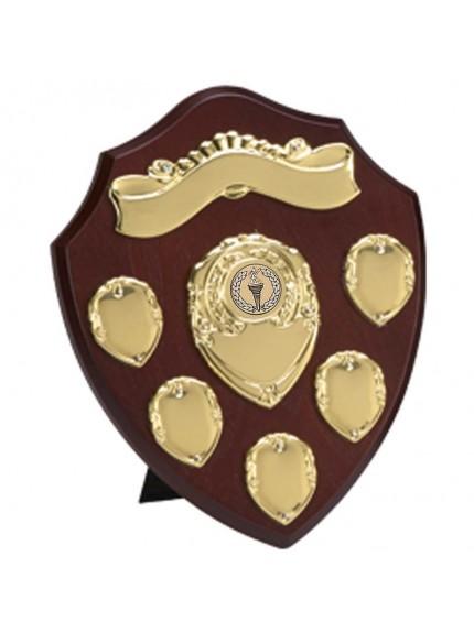 20cm Triumph8 Gold Annual Shield