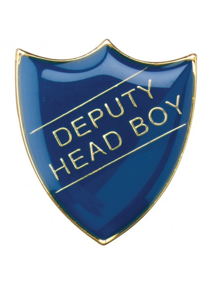 School Shield Badge (Deputy Head Boy)