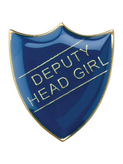 School Shield Badge (Deputy Head Girl)