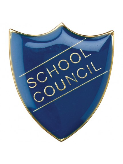 School Shield Badge (School Council)
