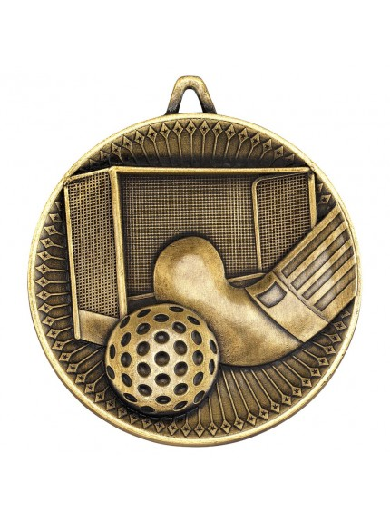 Hockey Deluxe Medal - 3 Colours