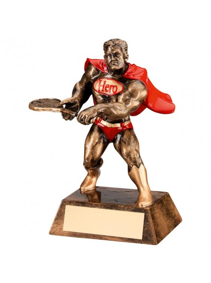 Tennis Champion Hero Collection Award - Available in one size only.