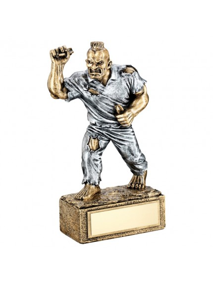 Brz/Pew Darts 'Beasts' Figure Trophy - 6.75inch