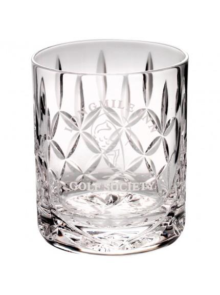 10.5cm 405Ml Whiskey Glass - Blank Panel