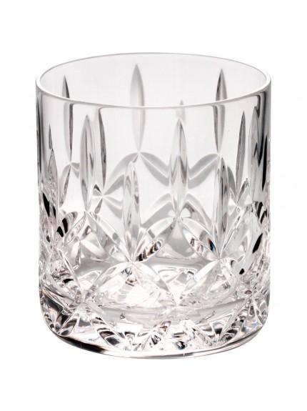 8.5cm 290Ml Whiskey Glass - Fully Cut
