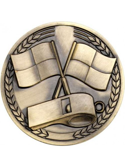 70mm Referee Medallion