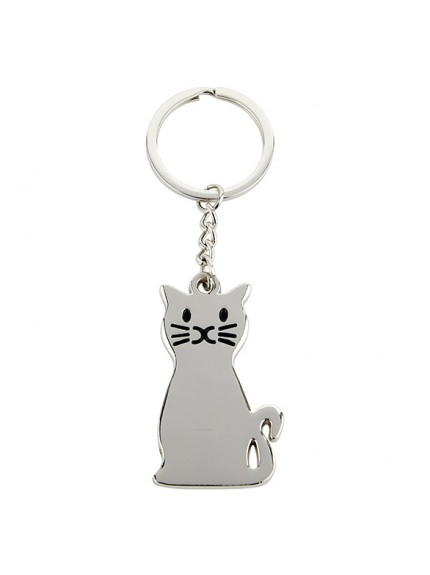 Granada Cat Keyring 60mm