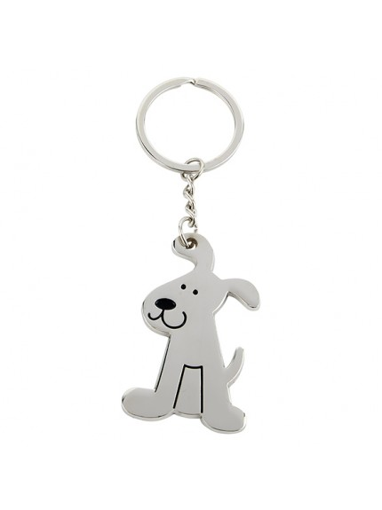 Granada Dog Keyring 60mm