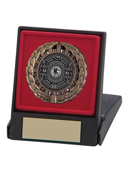 Elation Trim Award Case Antique Gold 85mm