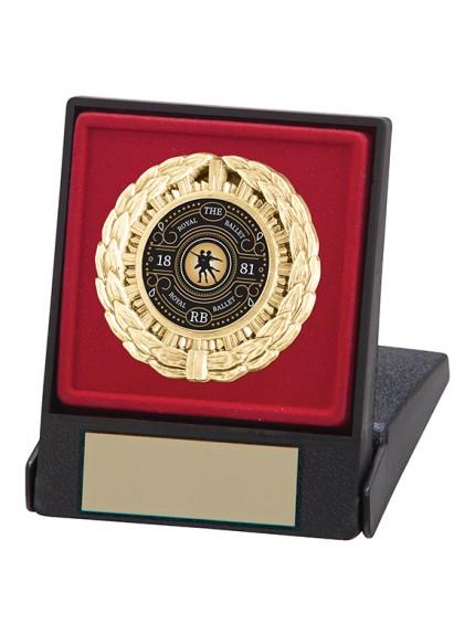 Elation Trim Award Case Gold 85mm