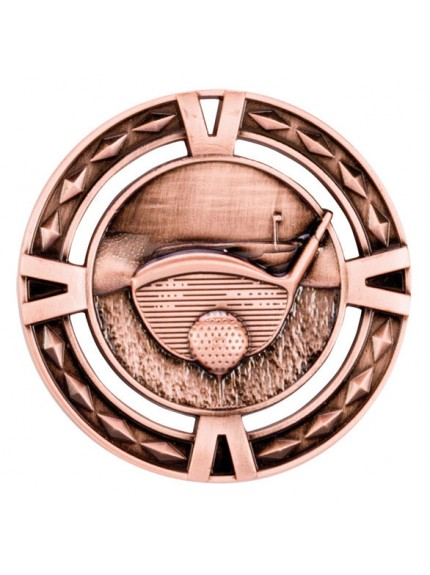 V-Tech Series Medal - Golf