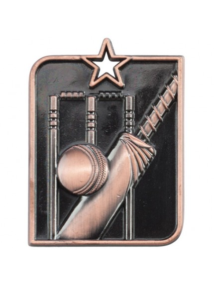 Centurion Star Series Cricket Medal