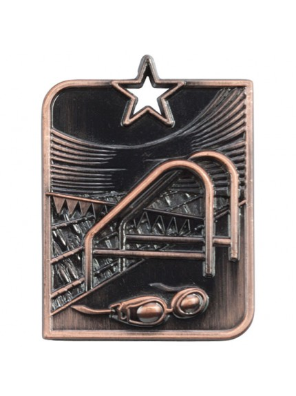 Centurion Star Series Swimming Medal